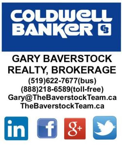 Coldwell Banker Gary Baverstock Realty, Brokerage w-social 7-26-14