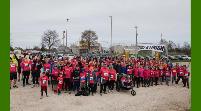Thank You to All Who Supported the Run4Another Charity Walk/Run