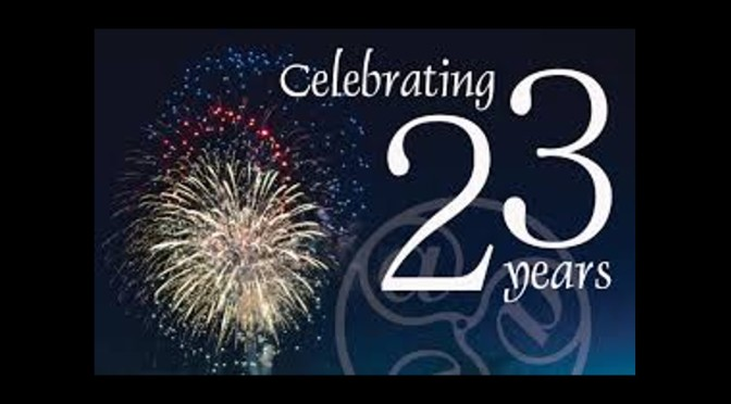 Happy Anniversary Coldwell Banker Gary Baverstock Realty!!