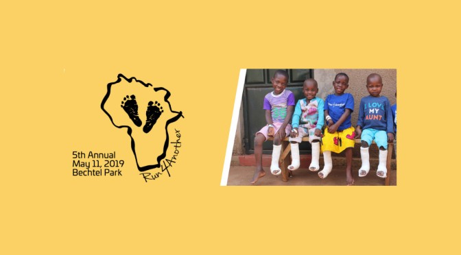 It's Not Too Late To Donate – Run/Walk so that children in Uganda can too!!