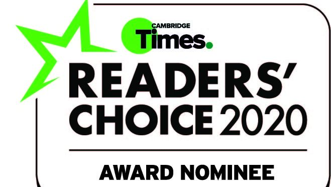 Thank you for your Readers' Choice Nominations!